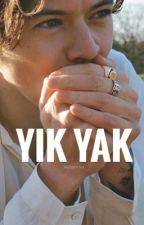 yik yak ✺ h.s by stylescloud
