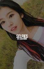 selfies; sequel to texting • lashton [afi + lrh] portuguese by jikooksoul
