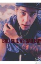 Bad girl vs. Bad boy by remy1014