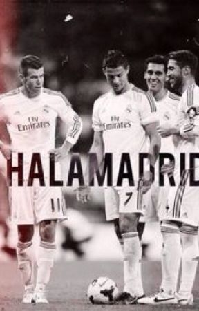Hala Madrid by creativegurl
