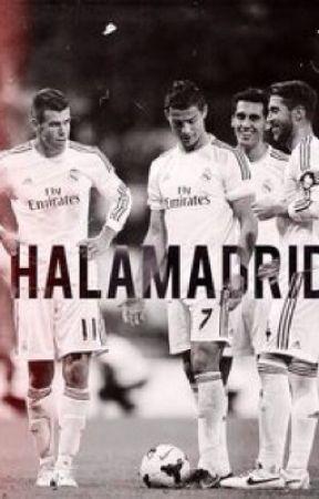 Hala Madrid by creativegurl