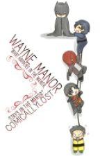 Wayne Manor by ComicallyLost