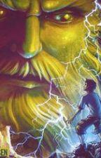 Matt Grace son of Zeus  (book 2) the lightning thief by matthew_grace