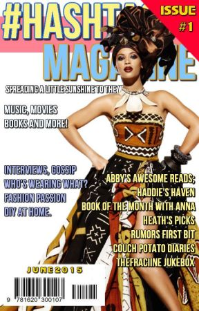 #Hashtag Magazine - JUNE 2015 by HashTagMagazine