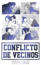 Conflictos De Vecinos ||SasuSaku, NaruHina, ShikaTema, NejiTen, GaaMatsu y SaiIno|| by _TomDeLonge_