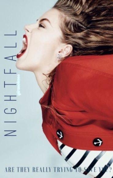 Nightfall ➹ Derek Hale