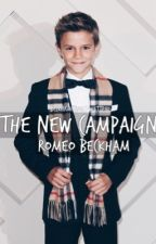 The Next Campaign - Romeo Beckham by jacqgymnast