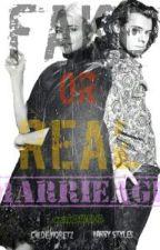 FAKE OR REAL MARRIAGE - Harry Styles by ellenatarisa