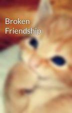 Broken Friendship by RiiRii