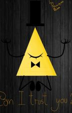 Human!Bill Cipher x Reader by Lee-The-King