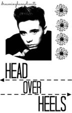 Head over Heels {Brooklyn Beckham} by dreaminghasnolimits