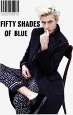 Fifty Shades of Blue by luckbysmith
