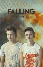 Falling (Short Story) boyxboy ✔️ by nutellapretzel