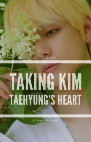 Taking Kim Taehyung's Heart