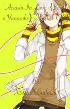 ~Assassin In Love~ {Sasuke x Yunosuke} <- {Male OC} by 1DeathStar1