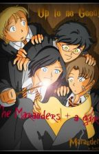 The Marauders + A Girl by AliceMichelleSnow