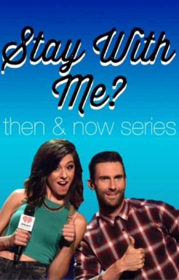 Stay With Me?: A Grivine Fanfiction (Book Two)