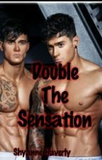 Double The Sensation (Interracial) by Wounded_Heart97