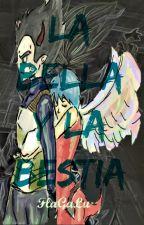 La Bella y la Bestia, FanFic de Vegeta y Bulma by FlaGaLu