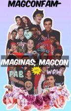 Magcon Imaginas by darkobrien