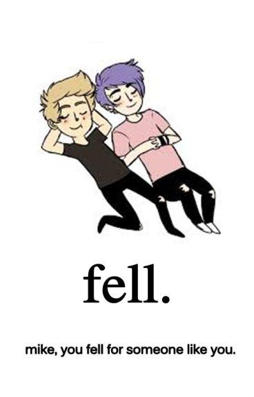fell ; clemmings.