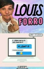 LOUIS FORRO |HUMOR| by _LexKim_