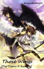 Those Wings [Pit / Dark Pit X Reader] by tpackard23