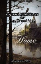 Untold Moments of Harry Potter by Gryfflepuff