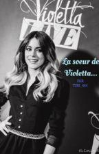 La soeur de Violetta by Tini_444
