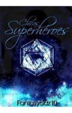 Chicas Superheroes  - Editando by fantasydaz-grande