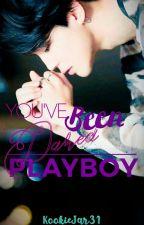 You've Been Dared, Playboy (PARK JIMIN FANFIC) by KookieJar31