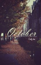 october. by liveralonee