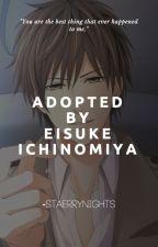 Adopted By Eisuke Ichinomiya {HIATUS} by takemetohellx