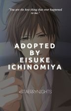Adopted By Eisuke Ichinomiya by takemetohellx