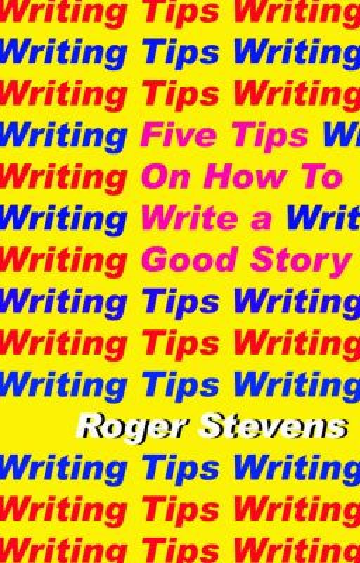 Writing A Book Tips To Get you Started