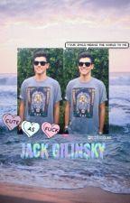 My new neighbor named Jack gilinsky. by Kpopbabe4ever