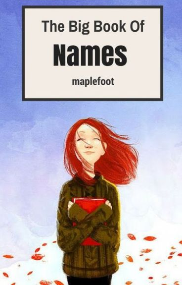 The Big Book of Names