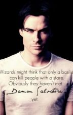 Love With A Vampire - A Damon Salvatore Love Story <3<3 by Fern_TVD_TW_1D