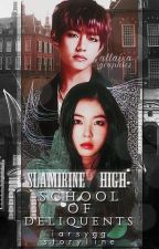 Slamirine High : School of Delinquents by iarsygg