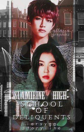 Slamirine High : School of Delinquents by iarsygg