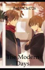 The Modern Days (LeviXEren) by TrebleClef726