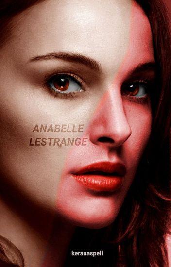 Anabelle Lestrange. #LumosAwards