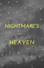 Nightmare's Heaven [GOT7 Mark, Jr. Fanfiction] by bey25yj