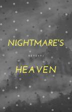 Nightmare's Heaven [GOT7 Mark, Jr. Fanfiction] by bey25yj