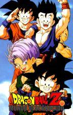 Dragon Ball  Z  Mundo desconocido   by FabianaAlviare
