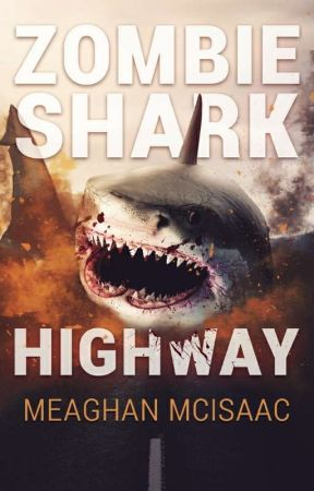 Zombie Shark Highway by MeaghanMcIsaac