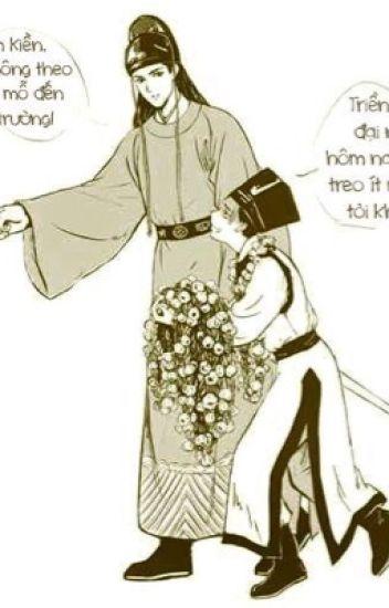 (ĐPKPLNVCV_tập 8) Thiên Hạ Đệ Nhất Trang (edit)_ Đến phủ Khai Phong làm nhân viên công vụ