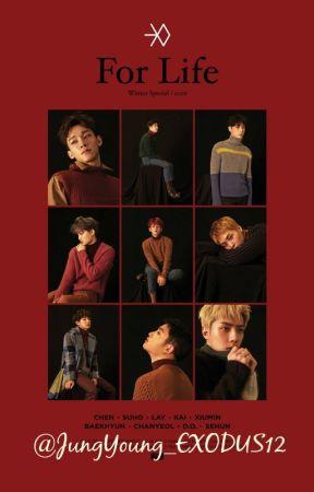 EXO Lyrics 2017 [Update: 2016 Winter Special Album (FOR LIFE) by ExoAeri_Lex5401