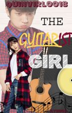 The guitarist girl by quinvirloo18