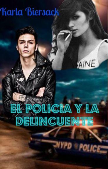 """""""El policia y la delincuente""""~ Andy Biersack y tu~"""""""